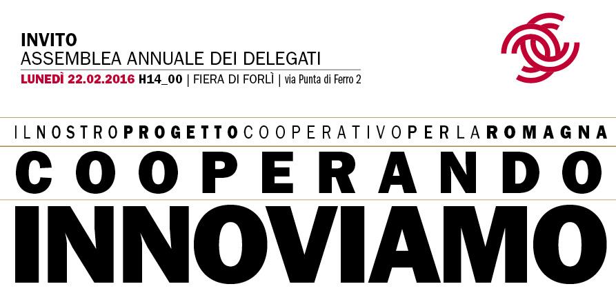 """""""Cooperando innoviamo"""": il 22/2 l'assemblea di Legacoop Romagna col Ministro Martina"""