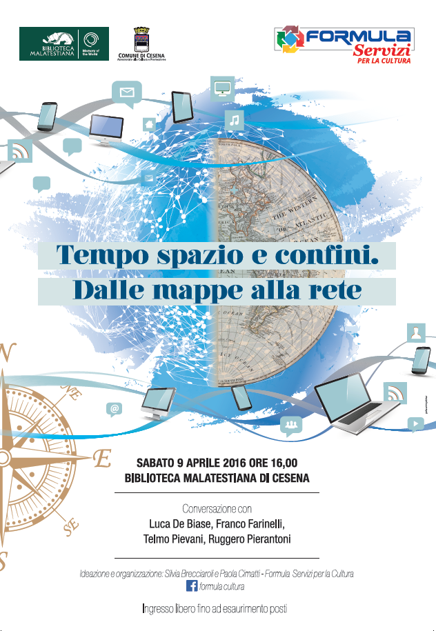manifesto 70X100 evento cesena aprile 2016