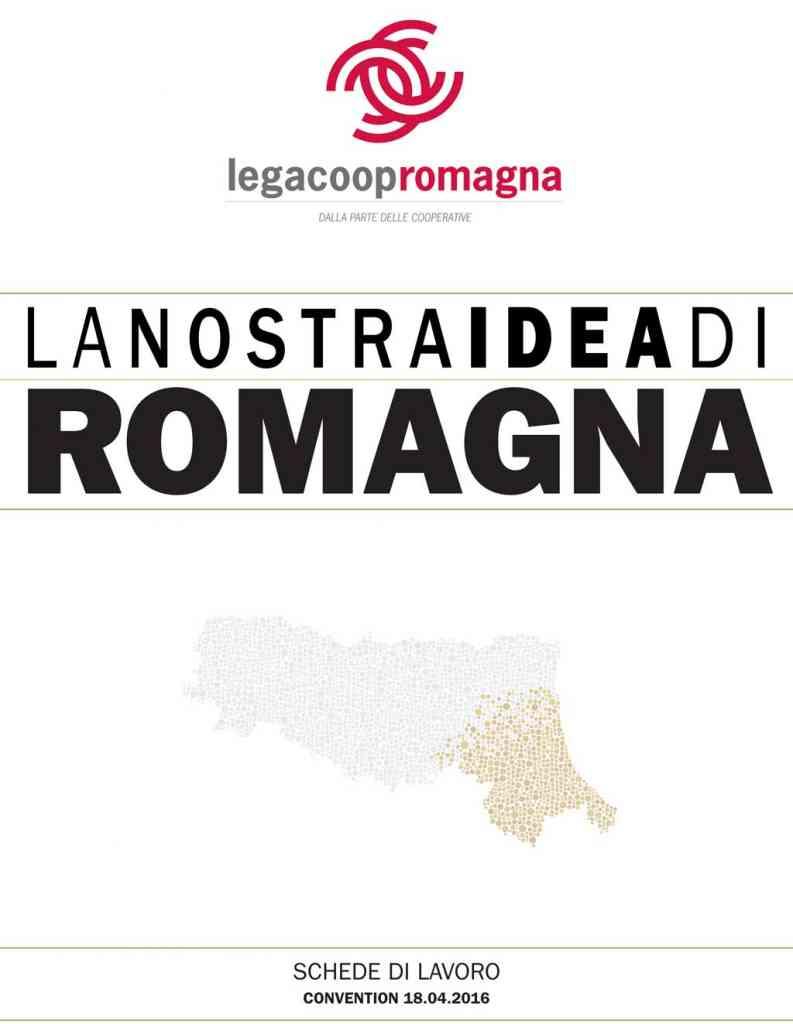"""Le schede e i materiali di """"La nostra idea di Romagna"""""""