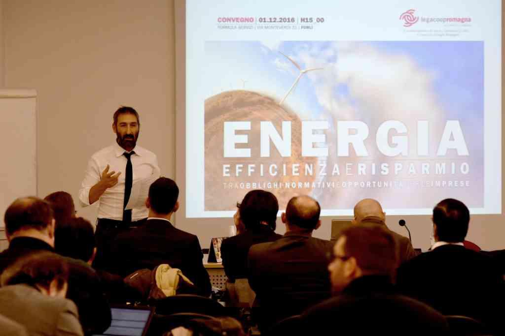 Costi e ambiente, l'energia conviene: il convegno di Legacoop Romagna