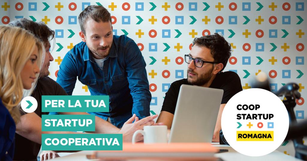 Prorogati al 15 luglio i termini per iscriversi a Coopstartup Romagna