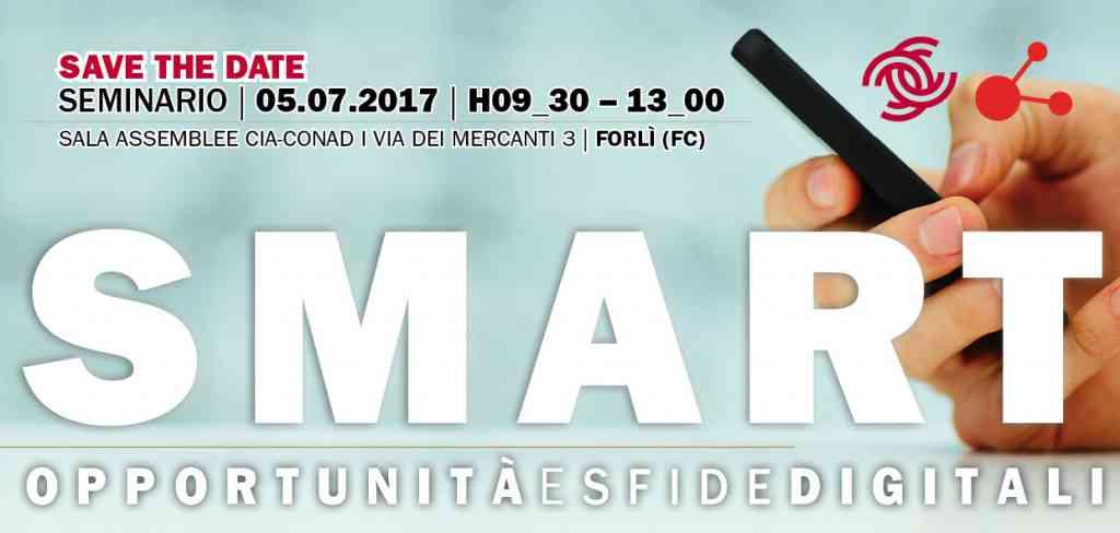 Smart, opportunità e sfide digitali: seminario il 5/7 a Forlì