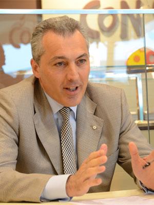 VIDEO – Il vicepresidente di Legacoop Romagna, Luca Panzavolta, intervistato da Salotto Blu