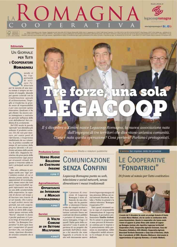 La Romagna Cooperativa – speciale Assemblea Legacoop Romagna