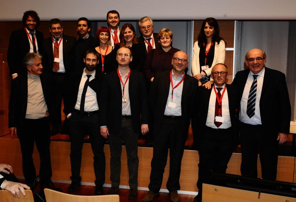 Le foto dell'assemblea del 5 dicembre di Legacoop Romagna