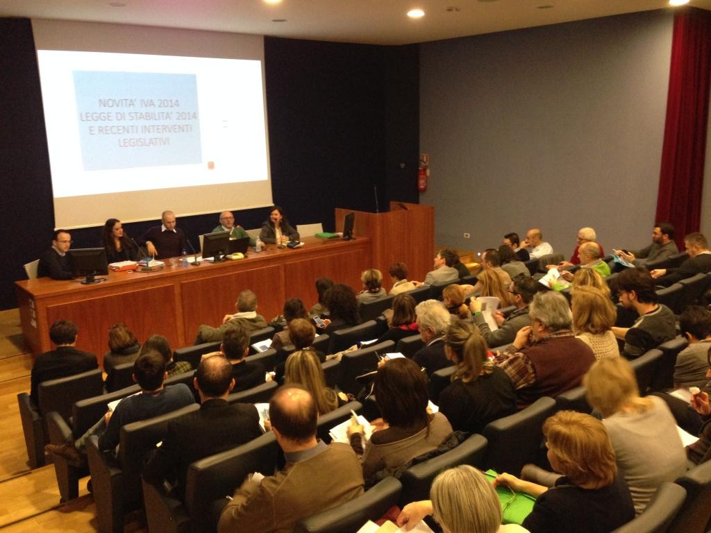 Boom di partecipanti per le iniziative di aggiornamento di Legacoop Romagna