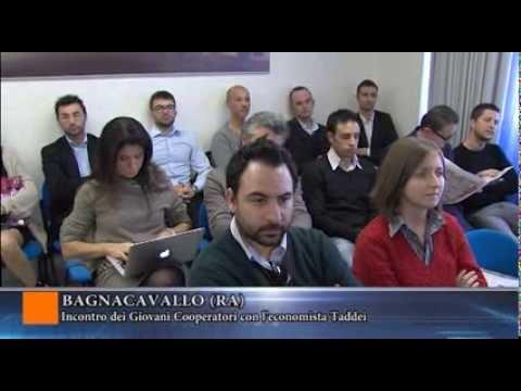 Il servizio di TeleRomagna a Giovani@Lavoro – l'evento di Generazioni e Legacoop Romagna alla Deco di Bagnacavallo