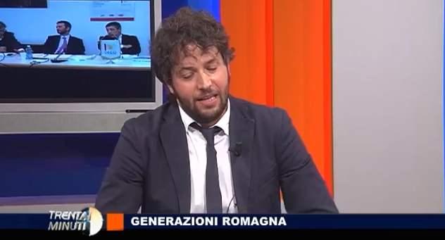 Giancarlo Ciaroni e Rudy Gatta ospiti di 30 minuti su TeleRomagna