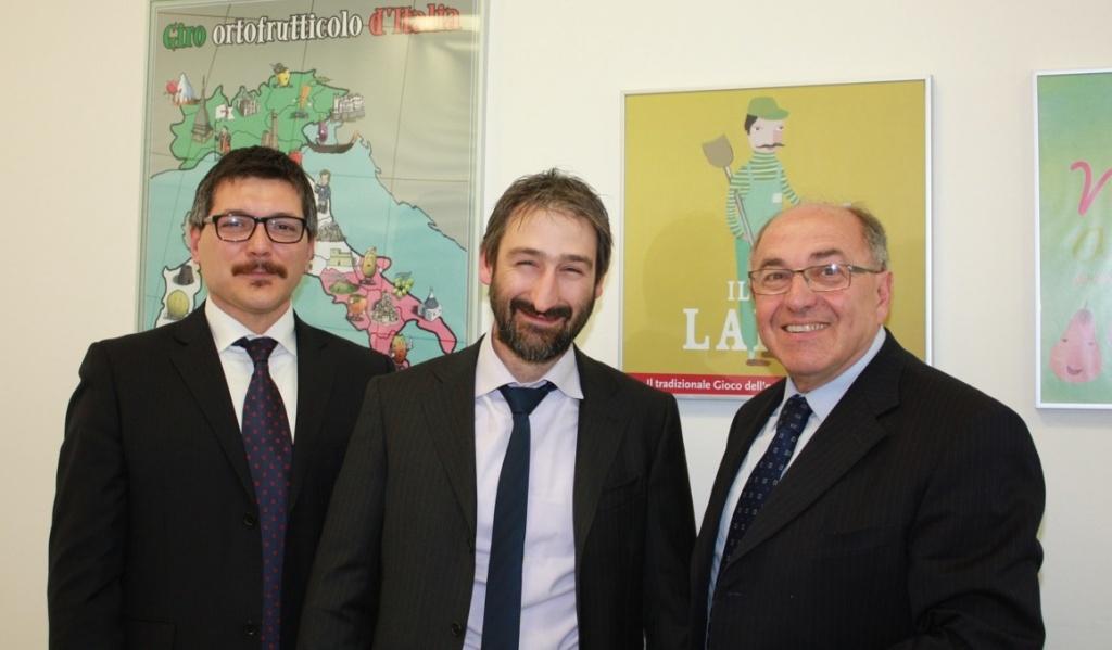 Antonio Zampiga è il nuovo presidente di Alimos