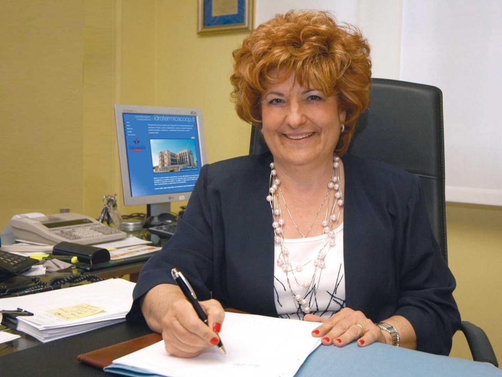 Catia Ridolfi di Idrotermica Coop nominata presidente del comitato per la promozione dell'imprenditoria femminile di Forlì-Cesena