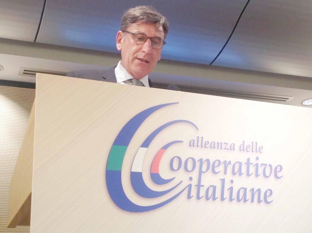 Lusetti: «L'obiettivo strategico è l'Alleanza»