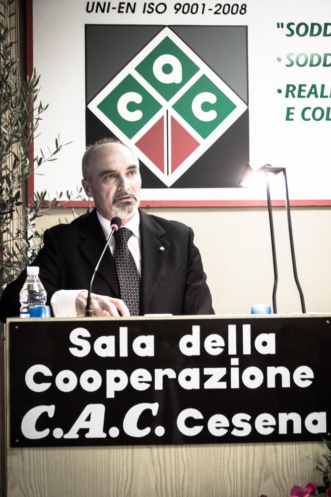 Giovanni Piersanti confermato presidente di C.A.C.