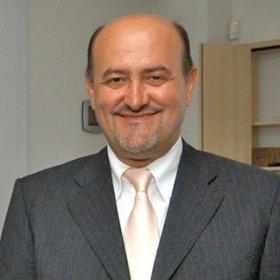 Renzo Piraccini (Apofruit) e Graziano Rinaldini (Formula Servizi) alla Giornata dell'Economia