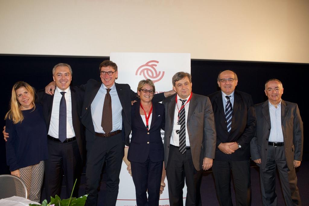 Le foto del primo congresso di Legacoop Romagna