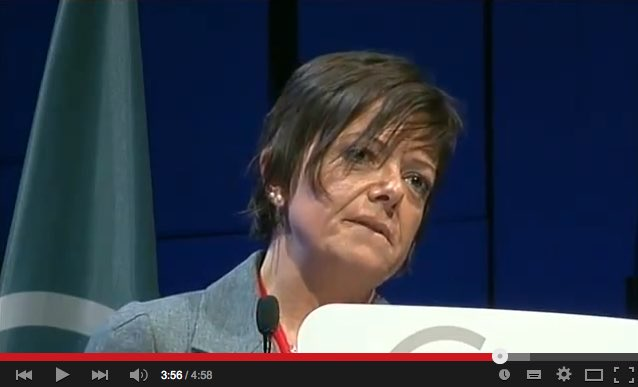 VIDEO – L'intervento di Arianna Marchi (Zerocento) al congresso nazionale di Legacoop