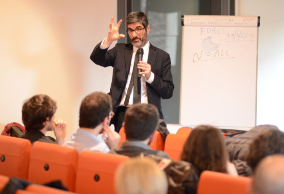 [foto][video]L'evento sui Big Data con Gianni Riotta