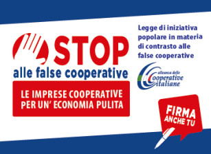 Stop alle false cooperative, al via la raccolta firme in Romagna