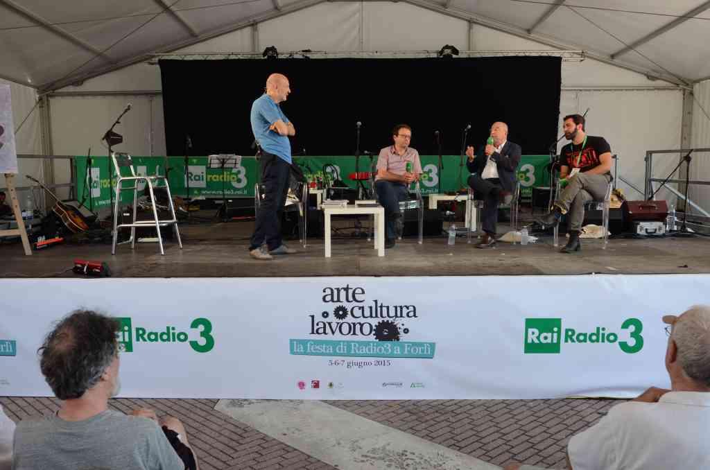 Arte, cultura, lavoro: in 15mila per la festa di Radio3 con Formula Servizi