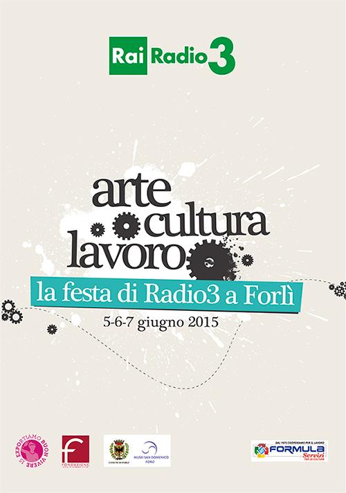 Dal 5 al 7 giugno la festa di Radio3 Rai in Romagna insieme a Formula Servizi [video]