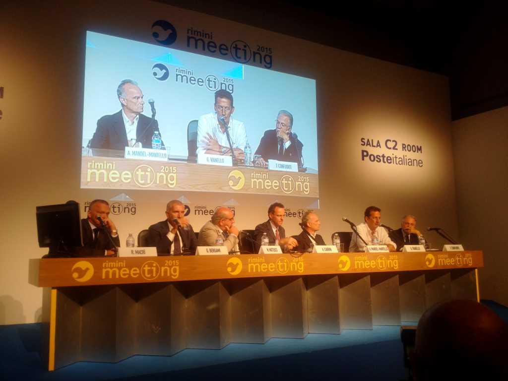 CMC vince la sfida dei bond – il convegno al Meeting di Rimini [video]