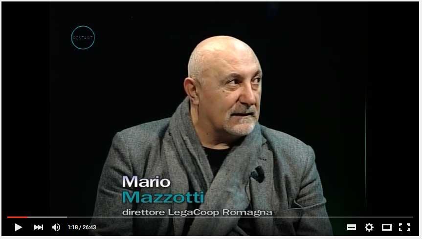 Il direttore generale di Legacoop Romagna ospite di Restart su Tele1