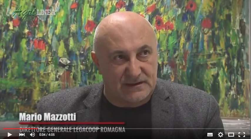 Le cooperative di Legacoop Romagna e Expo: Mario Mazzotti intervistato da Agrilinea