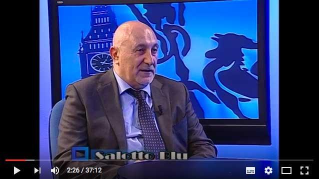 Il direttore generale di Legacoop Romagna Mario Mazzotti ospite di Salotto Blu