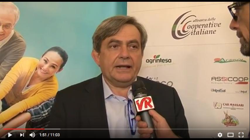 """Il servizio TV dal convegno """"ACI, la nuova casa dei cooperatori"""""""