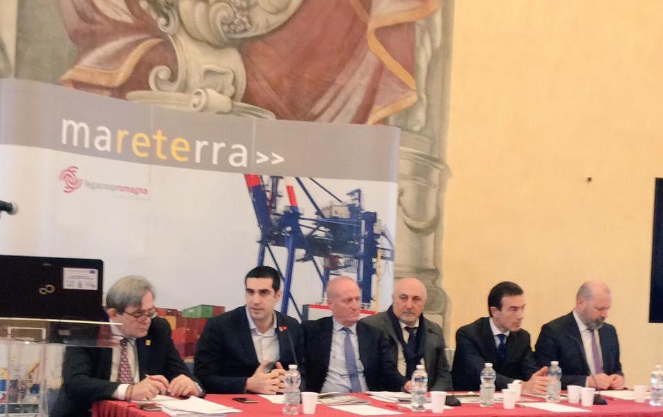 Mareterra 2016, ampia convergenza per rilanciare il porto di Ravenna [foto] [video] [pdf