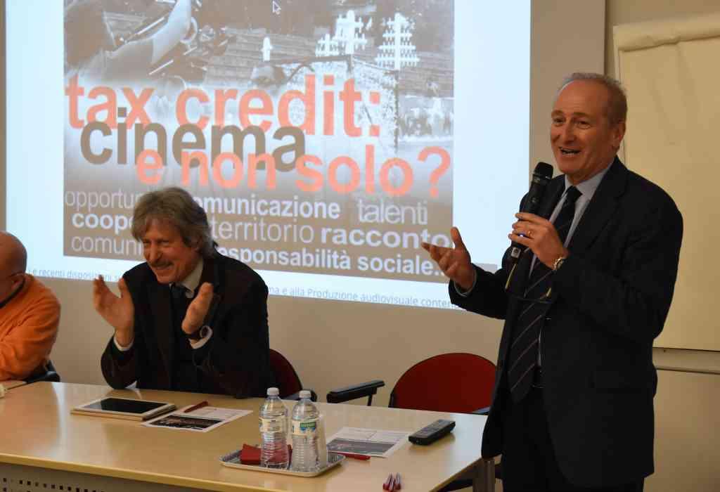 Tax credit, cinema e non solo: successo per il convegno Legacoop a Forlì [gallery]
