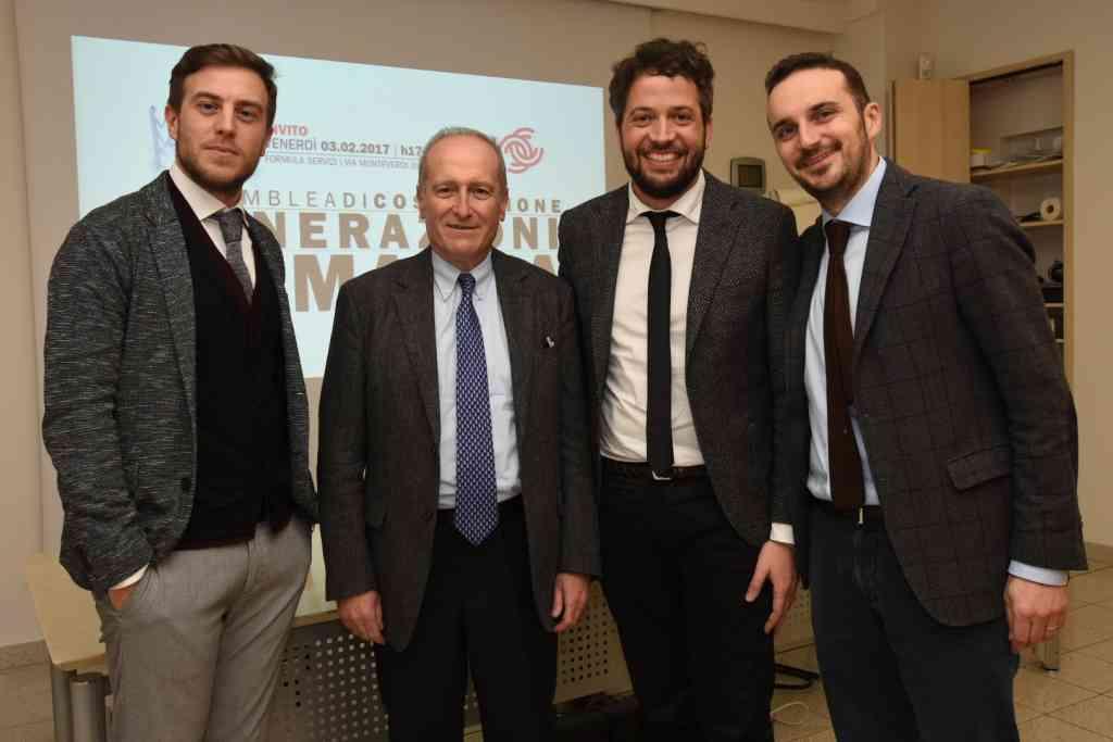 Generazioni Romagna, Lorenzo De Benedictis è il nuovo coordinatore dei giovani cooperatori [foto]