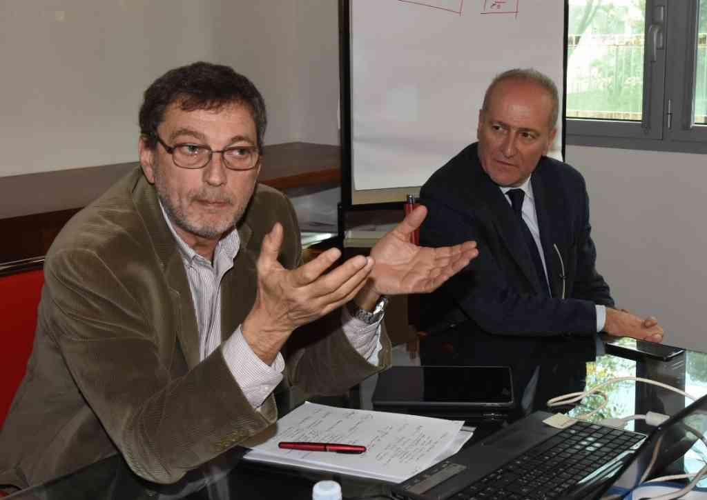 Alfredo Morabito, direttore promozione attiva di Coopfond, parla di Coopstartup