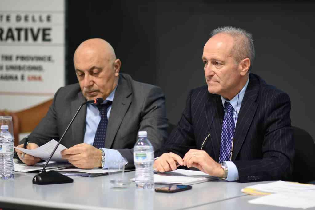 Ripartire Cooperando – Le relazioni di Russo e Mazzotti all'assemblea