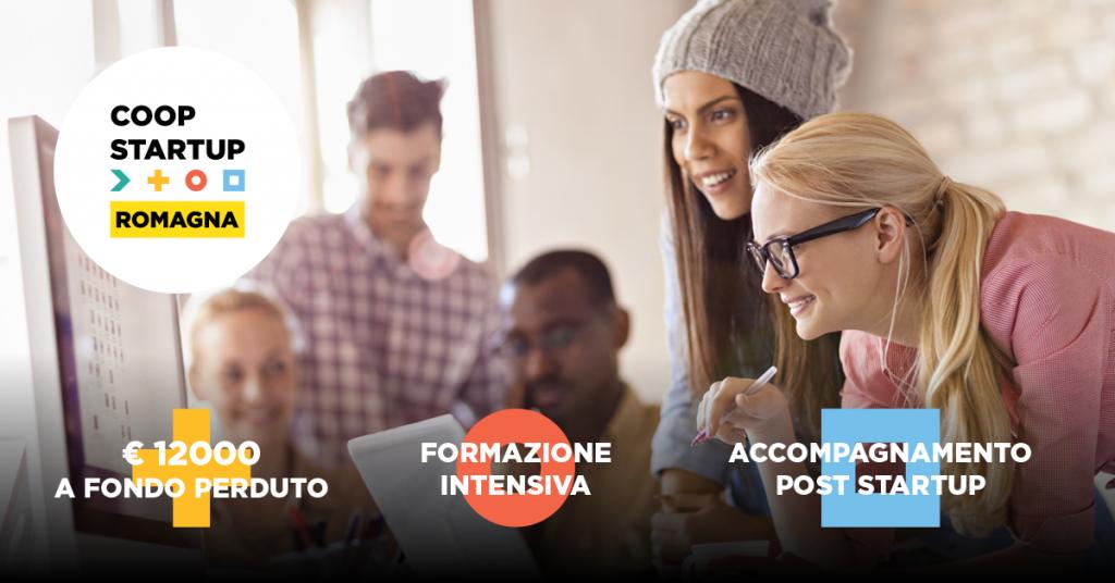 Al via Coopstartup Romagna, in palio 12mila euro per 4 cooperative innovative di giovani