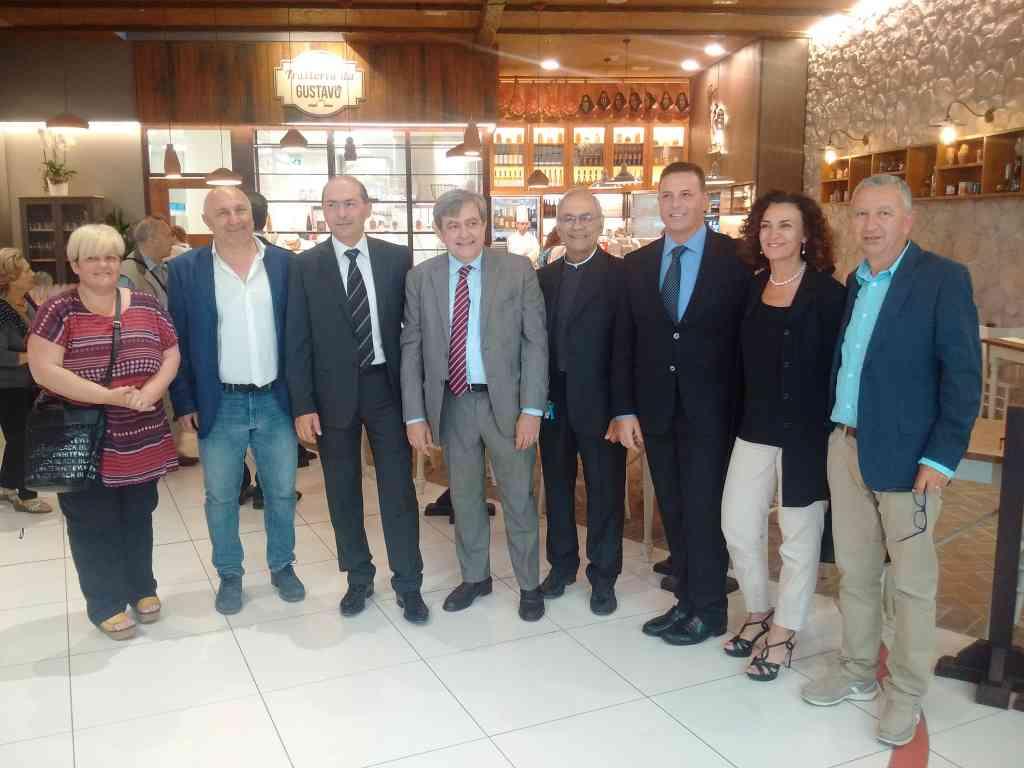 Camst inaugura Trattoria da Gustavo dentro al nuovo Esp di Ravenna