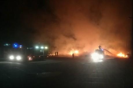 Solidarietà ad Apofruit dopo l'attentato a Scanzano Jonico