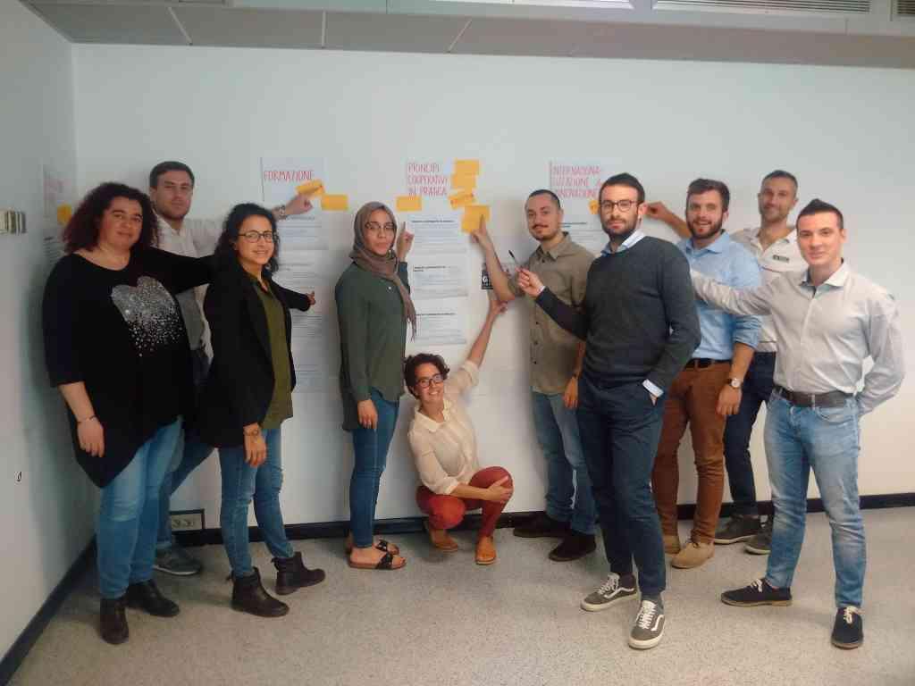 Il network dei giovani cooperatori è tornato a incontrarsi