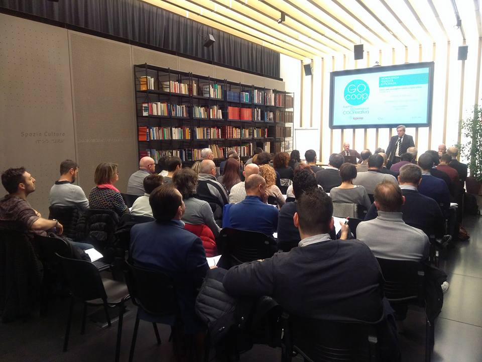 GOcoop, formazione di successo nelle edizioni Romagna ed Emilia Ovest