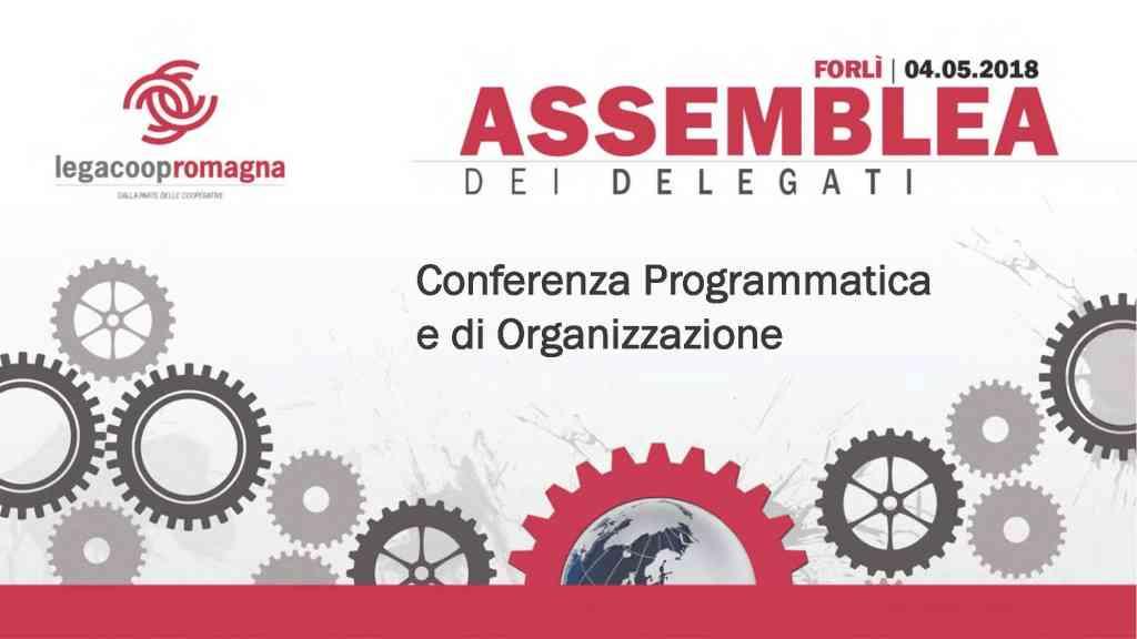 Le slide del documento di programma dell'assemblea del 4 maggio 2018