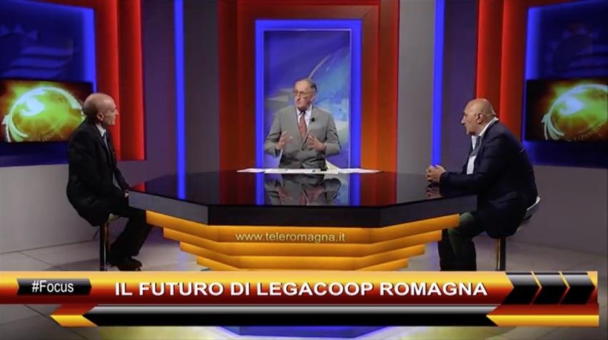 Il futuro di Legacoop Romagna – Focus in onda su TeleRomagna