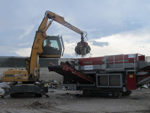 Allarme di Legacoop sui rifiuti, il sistema regionale è a rischio