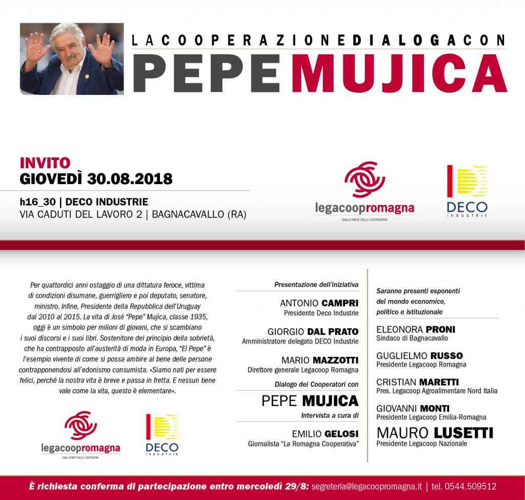 La cooperazione dialoga con Pepe Mujica