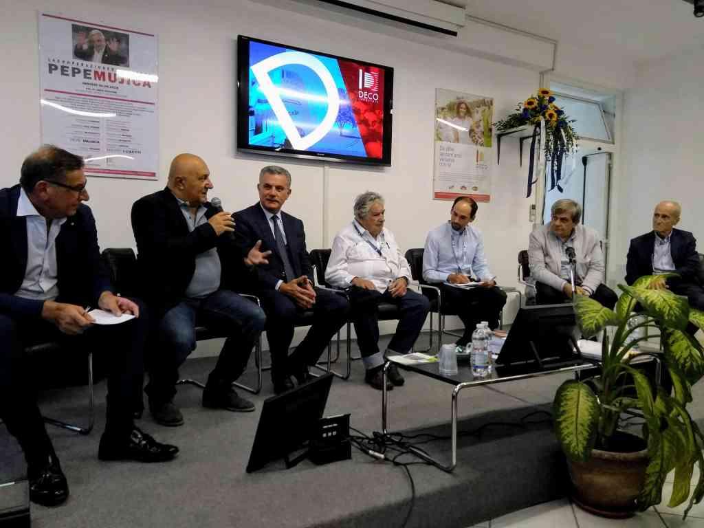 Pepe Mujica ai cooperatori: «Il cooperativismo deve formare il futuro»