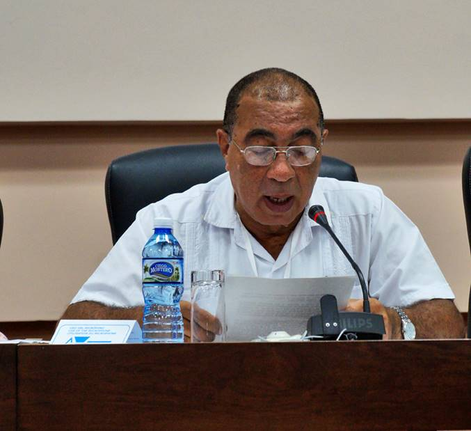 Il prorettore del Politecnico dell'Avana in visita alle CAB