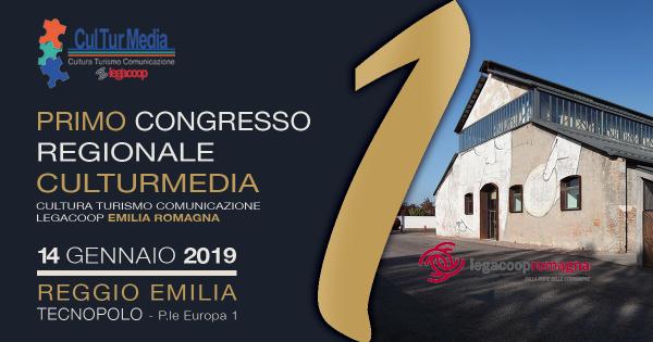 Le coop romagnole al primo congresso regionale di Legacoop CulTurMedia