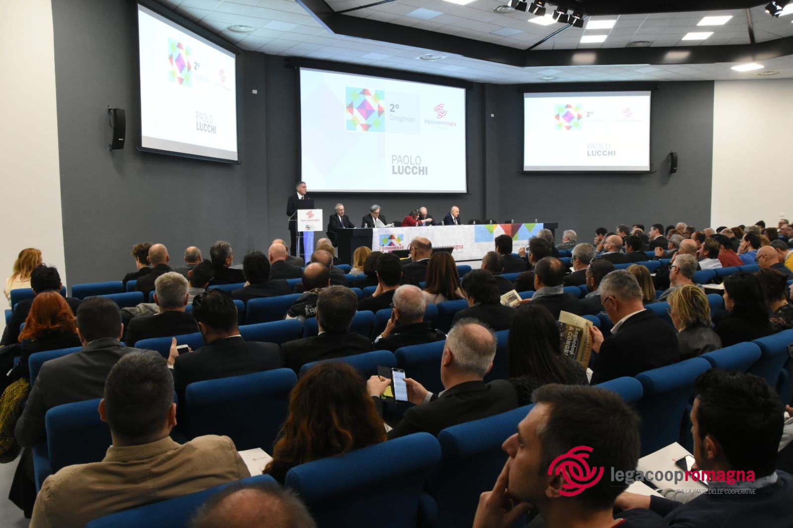 Congresso Legacoop Romagna, confermati Russo e Mazzotti, Gianni nuova vicepresidente