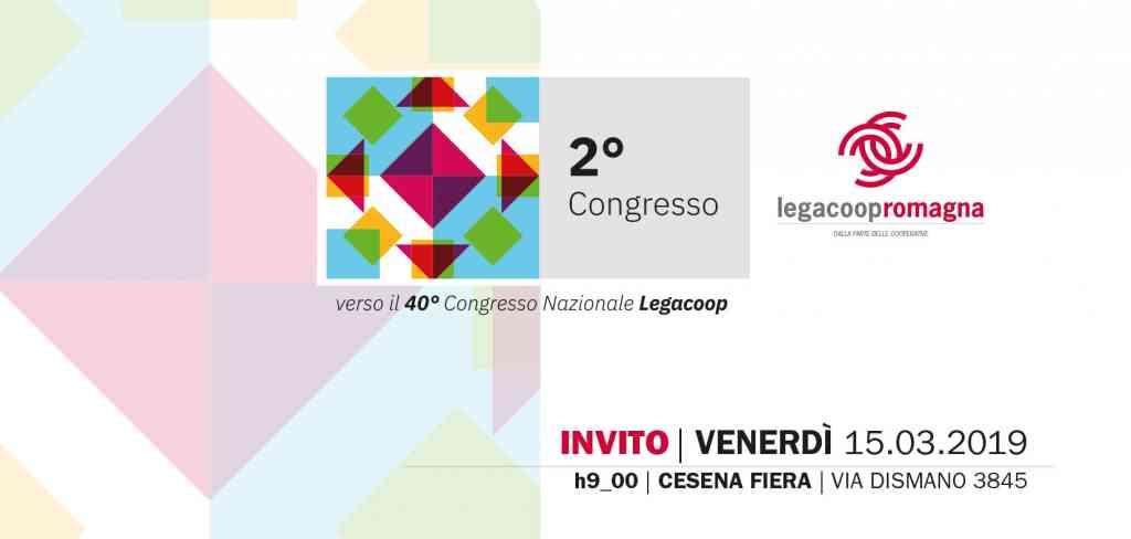 Legacoop Romagna il 15 marzo a Congresso a Cesena