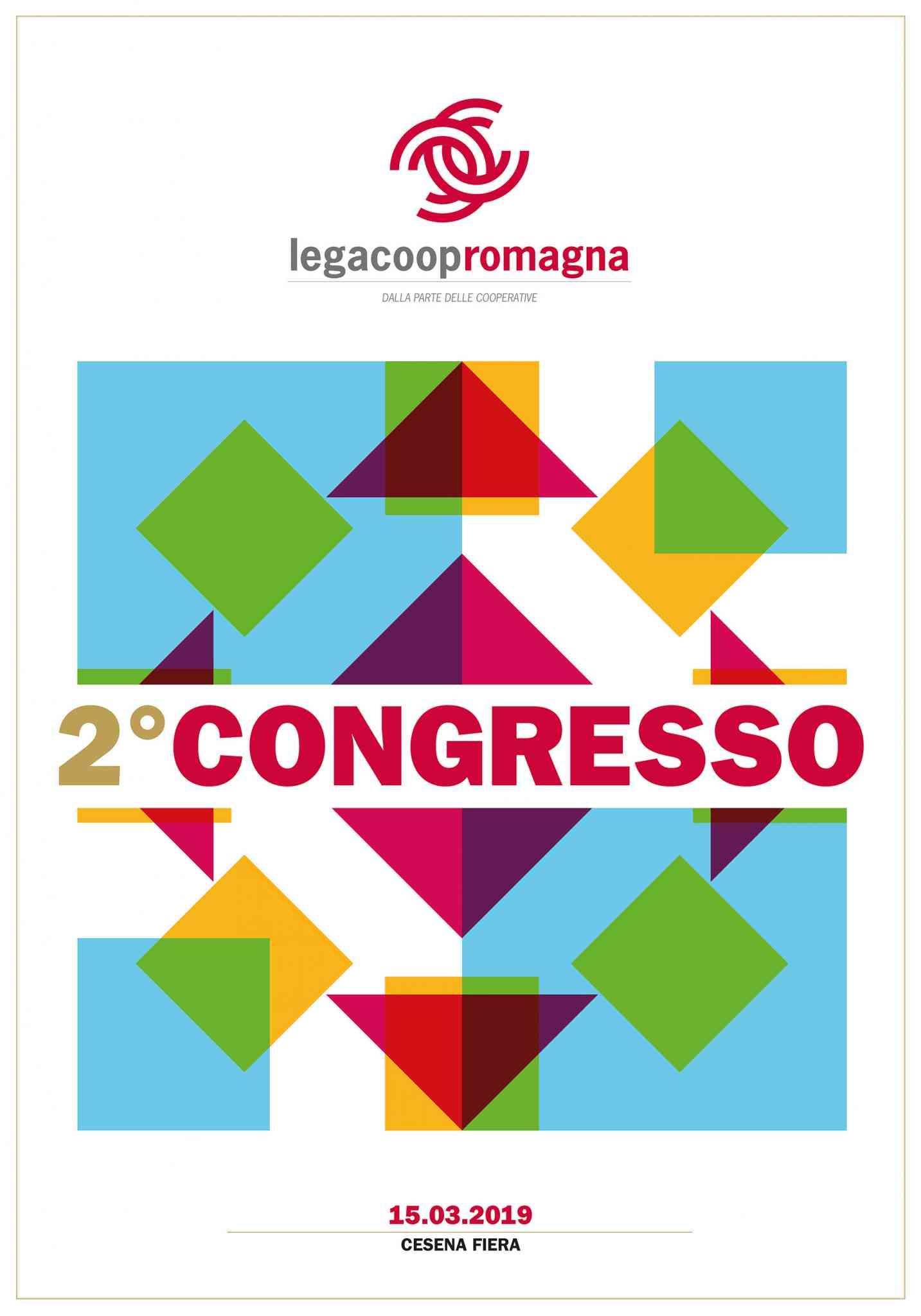 I documenti del 2° congresso di Legacoop Romagna