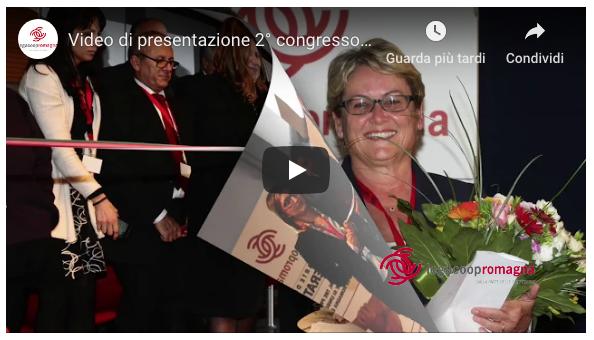 Una storia di persone – i video del congresso di Legacoop Romagna