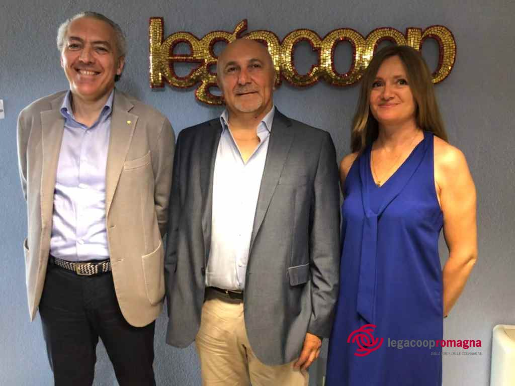 Mario Mazzotti è il nuovo presidente di Legacoop Romagna
